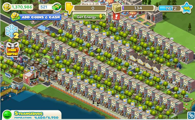 CityVilleExample